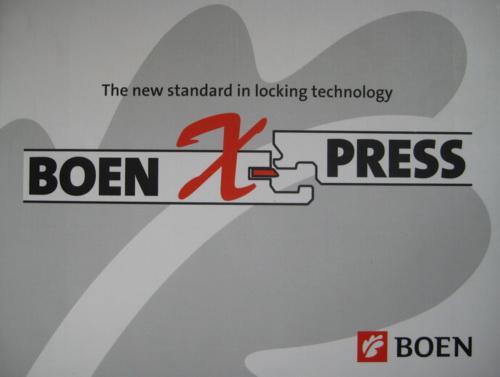 Замок Boen X-Press