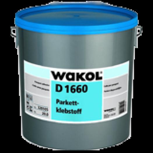Дисперсионный клей для паркета WAKOL  D1660