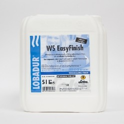 Водный лак LOBADUR® WS Easy Finish  мат, глянец