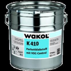 Клей для паркета на основе синтетической смолы WAKOL K410