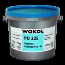 Двухкомпонентный полиуретановый клей для паркета WAKOL PU225